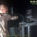 Limpieza de campana de cocina y extracotr de humos